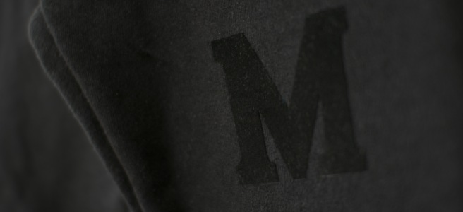 M-kirjain